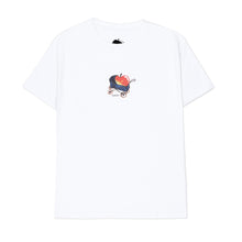 DANCER BABY APPLE TEE // WHITE