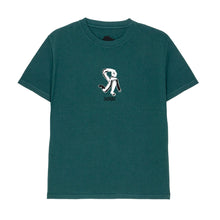 DANCER HI THERE TEE // DARK TEAL