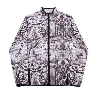 HÉLAS DOME JACKET // ALL OVER PRINT
