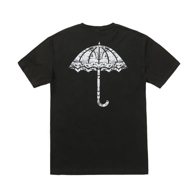 HÉLAS DOME TEE // BLACK