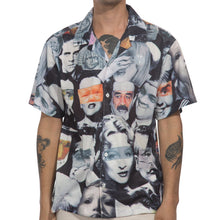 FUCKING AWESOME JERSEY MESH CLUB SHIRT // FACES COLLAGE