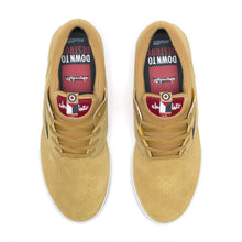 LAKAI X CHOCOLATE FREMONT VULC // GOLD SUEDE