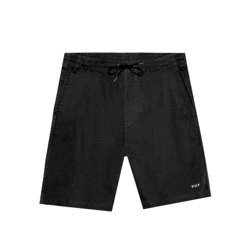 HUF HUDSON EASY SHORT // BLACK
