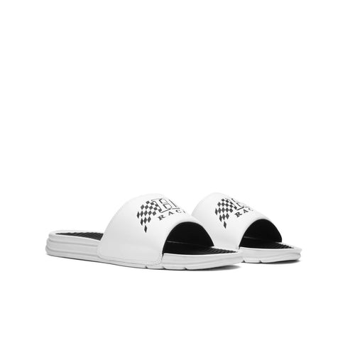 HUF SLIDE // WHITE