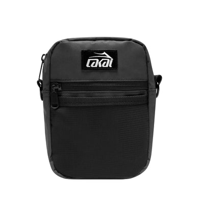 LAKAI REFLECTIVE TRANSIT BAG // BLACK REFLECTIVE