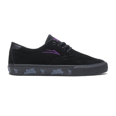 LAKAI RILEY 3 // BLACK SUEDE
