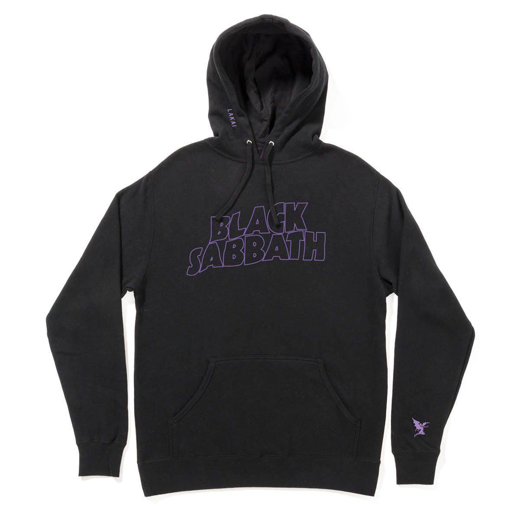 LAKAI X BLACK SABBATH MASTER OF REALITY P/O HOOD // BLACK