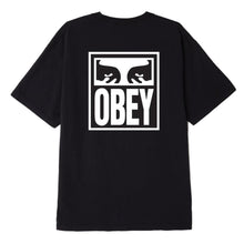 OBEY EYES ICON TEE // BLACK