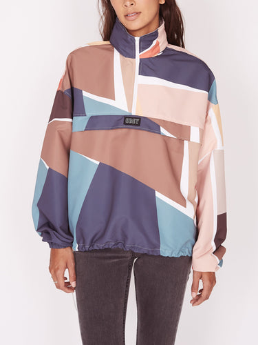 SLICE ANORAK // MULTI