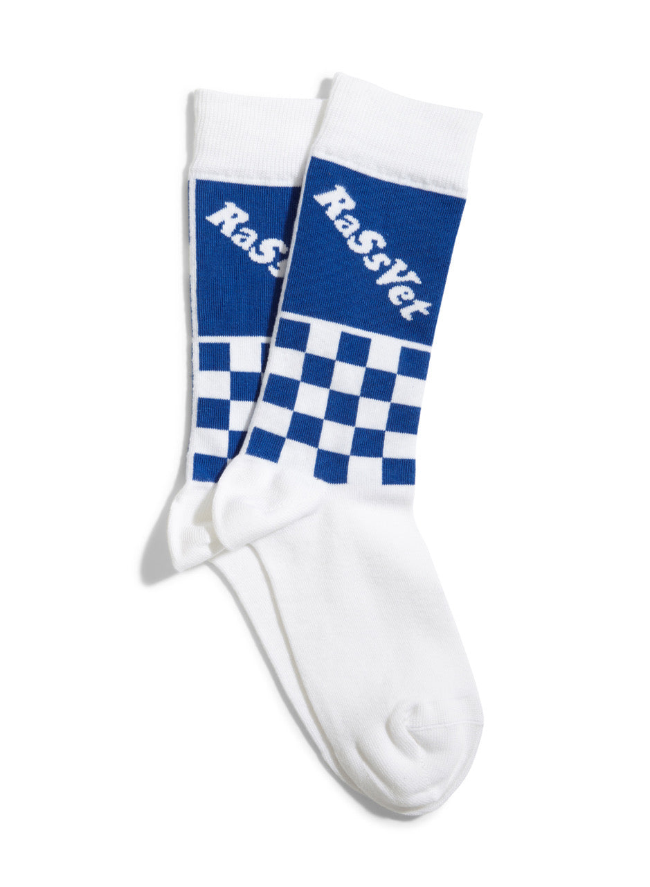 RASSVET SPORT SOCKS // WHITE