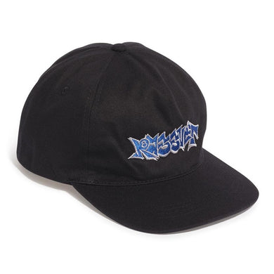 RASSVET CAP WITH EMBROIDERY // BLACK
