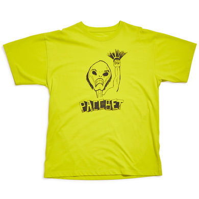 RASSVET T-SHIRT // BRIGHT YELLOW