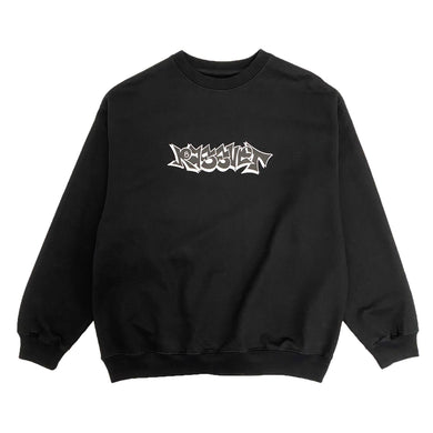 RASSVET SWEATSHIRT // BLACK