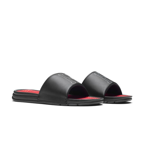HUF PEANUTS JOE COOL SLIDE // BLACK