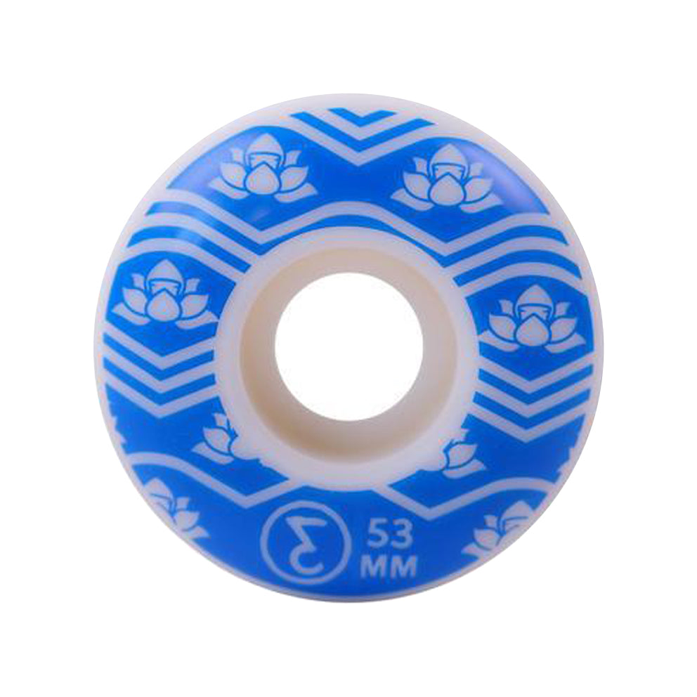 PREDUCE LOTUS SKATEBOARD WHEELS // 53mm