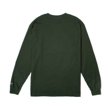 Better™ VOYEUR 3 L/S TEE // FOREST GREEN