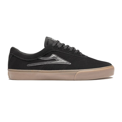 LAKAI SHEFFIELD // BLACK/GUM SUEDE