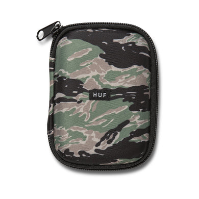 HUF STASH CASE // TIGER CAMO