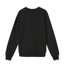STÜSSY C FLEECE CREW // BLACK