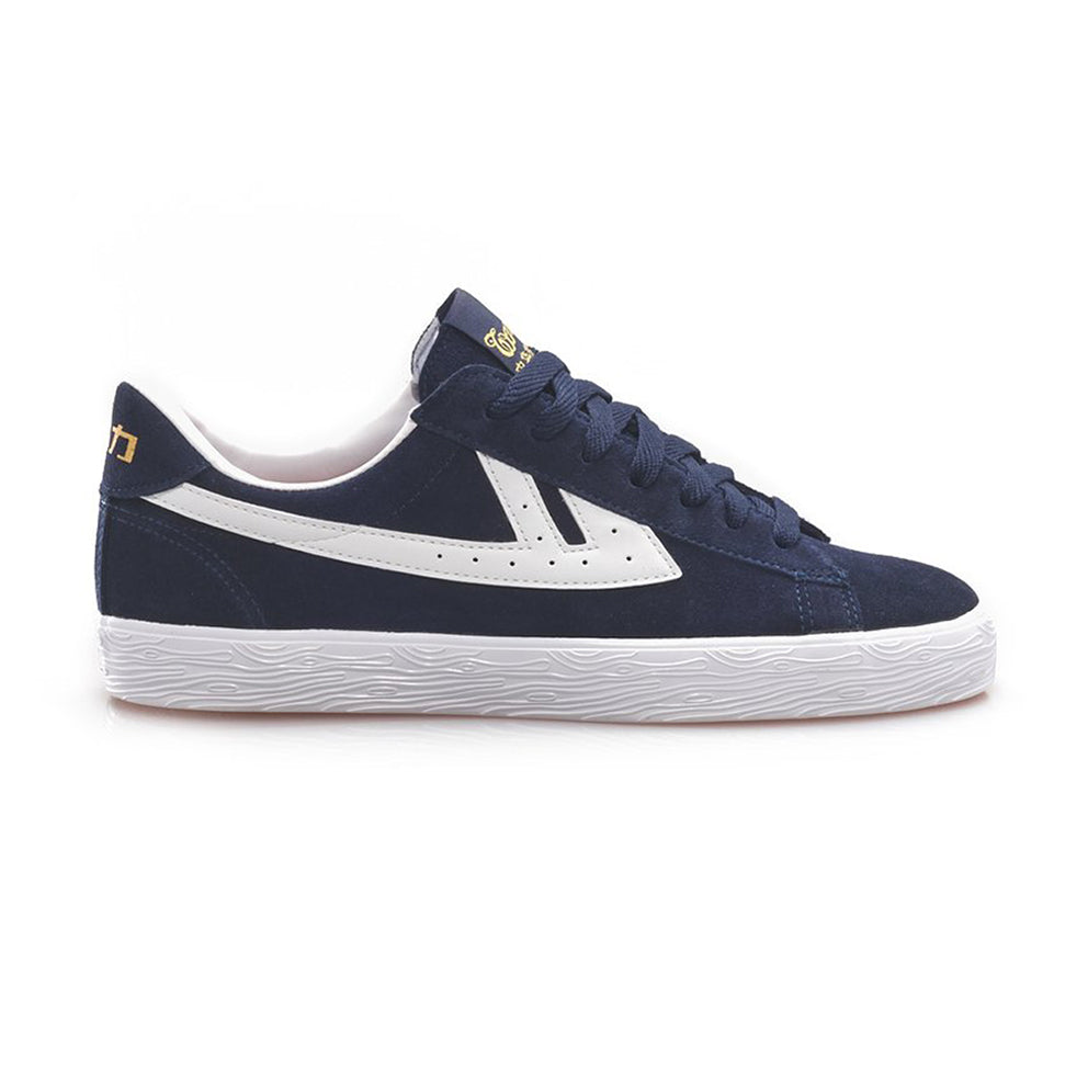 WARRIOR SHOES DIME // NAVY / WHITE
