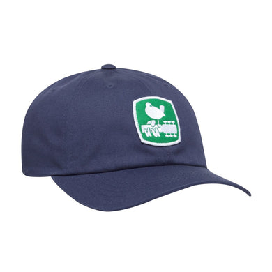 HUF X WOODSTOCK STAFF HAT // NAVY
