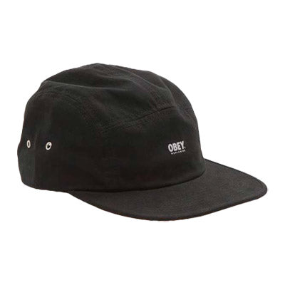 OBEY COMSTOCK 5 PANEL // BLACK
