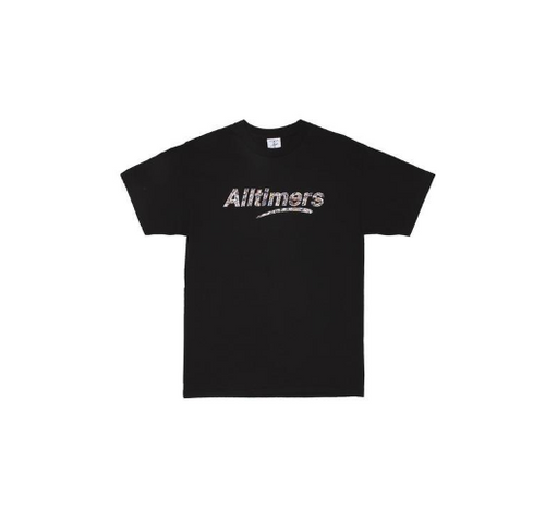ALLTIMERS Crowd Tee Black