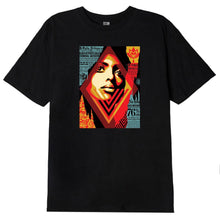 OBEY BIAS BY NUMBERS CLASSIC T-SHIRT // BLACK