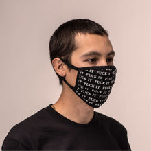 HUF FUCK IT FACE MASK
