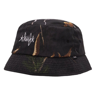HUF REALTREE BUCKET HAT // REALTREE BLACK