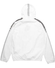 HUF 10K TRACK JACKET \\ WHITE-The Collateral