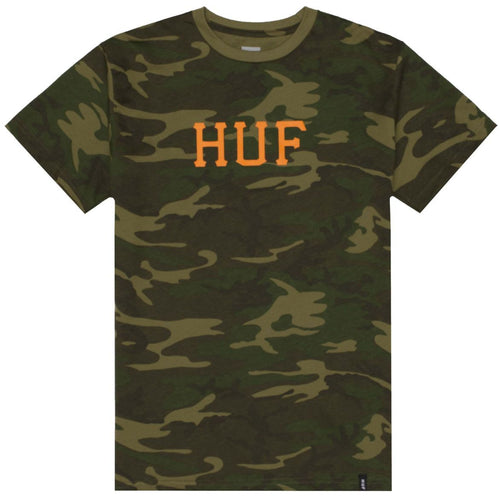HUF AMBUSH CLASSIC H TEE // CAMO-The Collateral