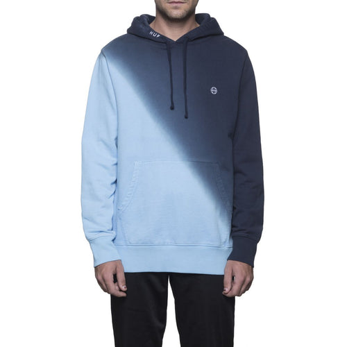 HUF ARNOLD PULLOVER HOODY // NAVY-The Collateral
