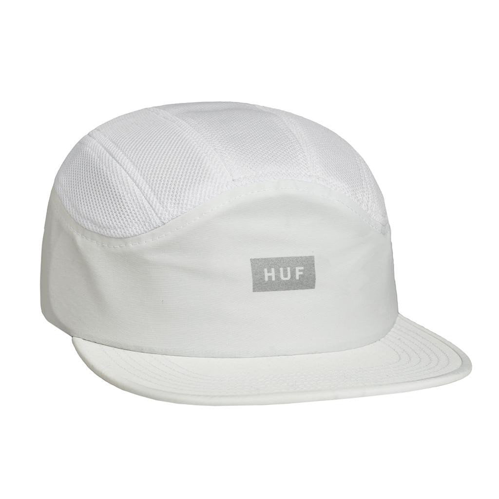 HUF BAR LOGO 7 PANEL // WHITE-The Collateral