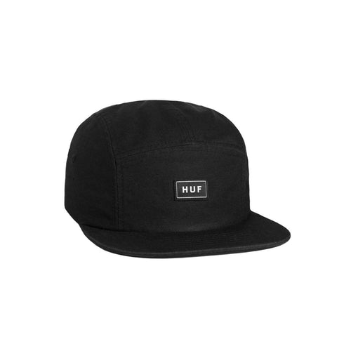 HUF BAR LOGO VOLLEY // BLACK-The Collateral