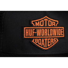 HUF BOATERS SNAPBACK // BLACK-The Collateral