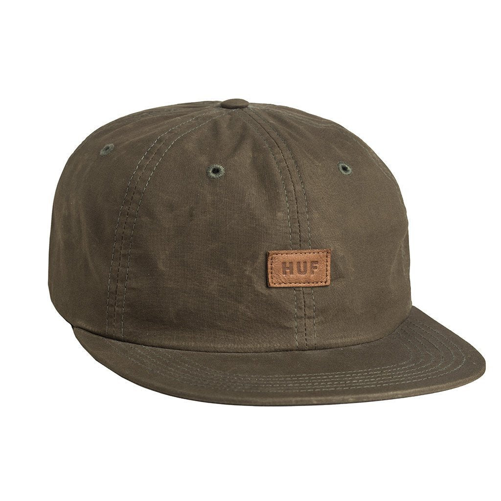 HUF BRITISH MILLERAIN 6 PANEL // OLIVE-The Collateral