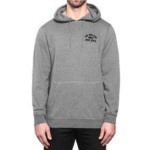 HUF CHIEF PULLOVER HOOD // GREY HEATHER-The Collateral