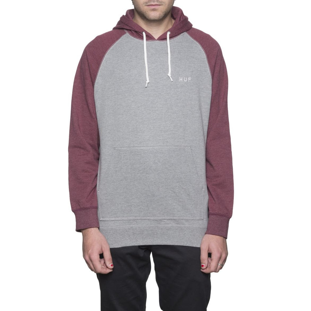 HUF DALTON PULLOVER HOODED KNIT-The Collateral