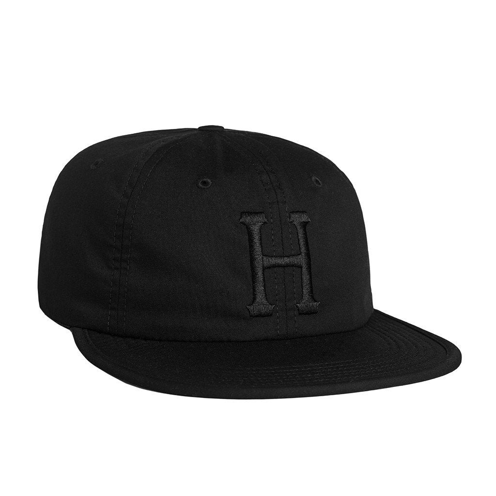 HUF FORMLESS CLASSIC H PANEL // BLACK-The Collateral