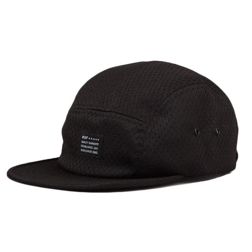 HUF FULL MESH VOLLEY // BLACK-The Collateral