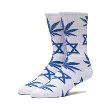 HUF HANUKKAH CREW SOCK // WHITE-The Collateral