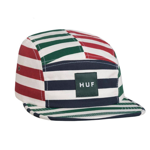 HUF KENNEDY BOX LOGO VOLLEY // MULTI-The Collateral