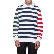 HUF KENNEDY PULLOVER HOODIE \\ WHITE-The Collateral