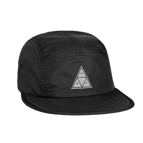 HUF PACKABLE NYLON VOLLEY // BLACK-The Collateral