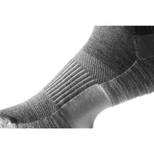 HUF PERFORMANCE PLUS CREW SOCK // GREY HEATHER-The Collateral