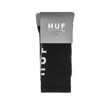 HUF PERFORMANCE PRO CREW SOCK // BLACK-The Collateral