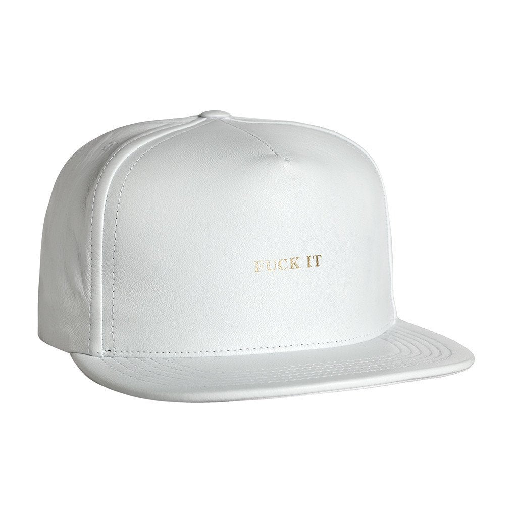 HUF STAMPED STRAPBACK HOL15 // WHITE-The Collateral