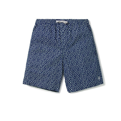 HUF SURFS DOWN EASY SHORT // NAVY-The Collateral