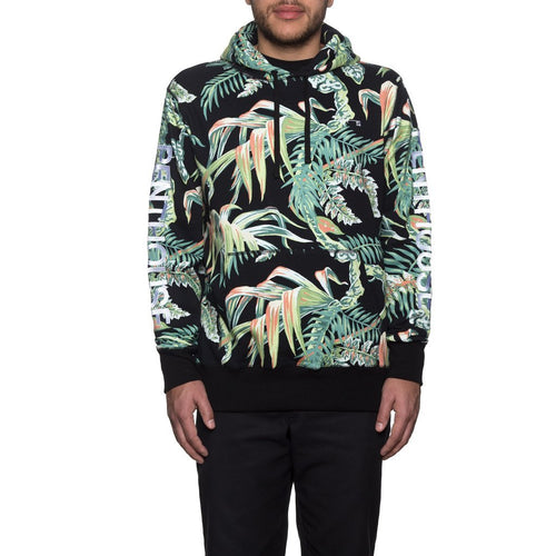 HUF X PENTHOUSE PULLOVER HOOD \\ PALMS-The Collateral